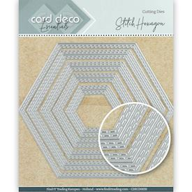 Stitch Hexagon