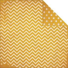 Dot Chevron, Maize
