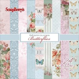 ScrapBerry's, Butterflies