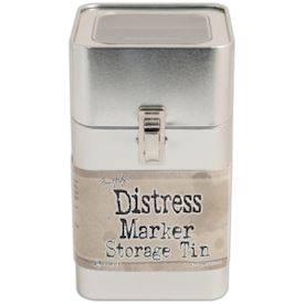 Tim Holtz Distress Tin - Empty