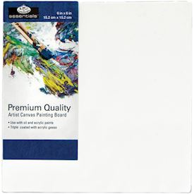 Premium Canvas Board