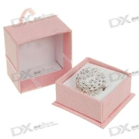 Dandelion Type Alloy Metal Ring #17