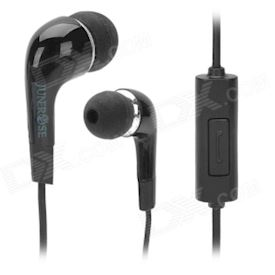 JUNEROSE JR-i506 In-Ear Stereo Earphone w/ Microphone