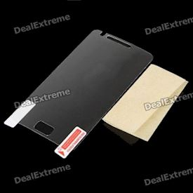 Protective Screen Protectors for Samsung i9100 Galaxy S2