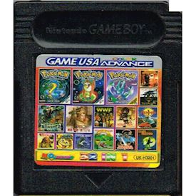 GAMEBOY 32 IN  1 BOOTLEG