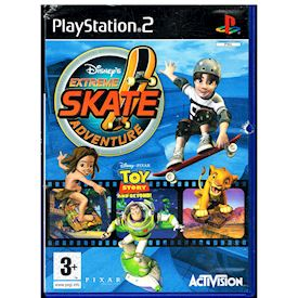 DISNEYS EXTREME SKATE ADVENTURE PS2