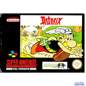 ASTERIX SNES