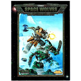 CODEX SPACE WOLVES WARHAMMER 40000