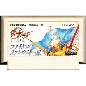 FINAL FANTASY III FAMICOM