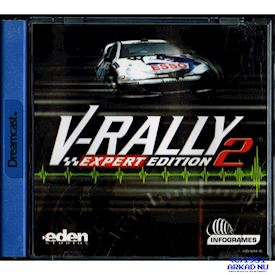 V-RALLY EXPERT EDITION 2 DREAMCAST