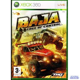 BAJA EDGE OF CONTROL XBOX 360