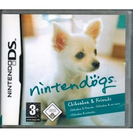 NINTENDOGS CHIHUAHUA & FRIENDS DS