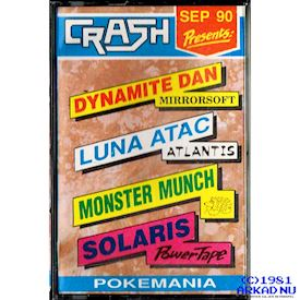 CRASH PRESENTS SEP 90 ZX SPECTRUM