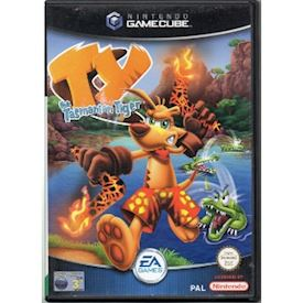 TY THE TASMANIAN TIGER GAMECUBE