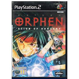 ORPHEN SCION OF SORCERY PS2