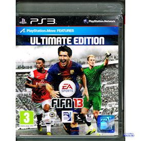 FIFA 13 ULTIMATE EDITION PS3