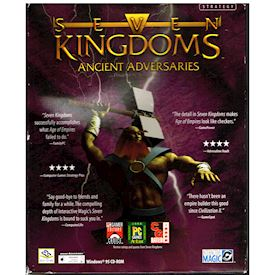 SEVEN KINGDOMS ANCIENT ADVERSARIES PC BIGBOX