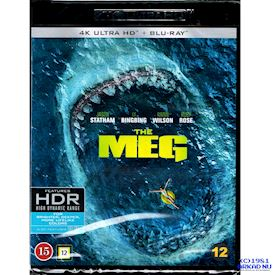 THE MEG 4K ULTRA HD + BLU-RAY