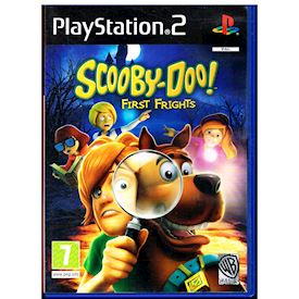 SCOOBY-DOO FIRST FRIGHTS PS2
