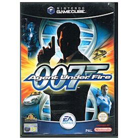 007 AGENT UNDER FIRE GAMECUBE
