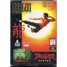 DRAGON THE BRUCE LEE STORY JAGUAR