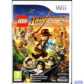 LEGO INDIANA JONES 2 THE ADVENTURE CONTINUES WII