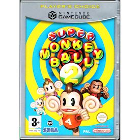 SUPER MONKEY BALL 2 GAMECUBE