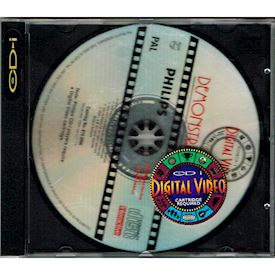 DIGITAL VIDEO DEMONSTRATION DISC CDI