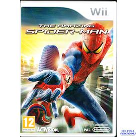 THE AMAZING SPIDER-MAN WII
