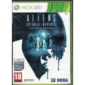ALIEN COLONIAL MARINES LIMITED EDITION XBOX 360