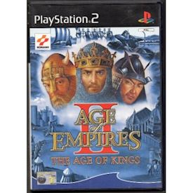 AGE OF EMPIRE II THE AGE OF KINGS PS2