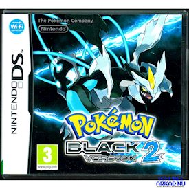 POKEMON BLACK VERSION 2 DS