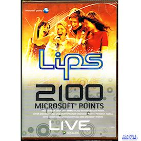 2100 MICROSOFT POINTS XBOX 360