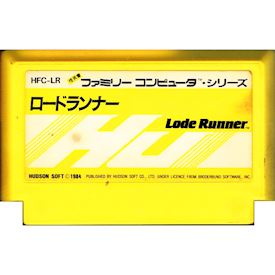 LODE RUNNER FAMICOM