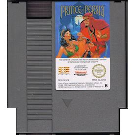 PRINCE OF PERSIA NES SCN