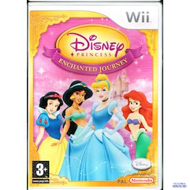 DISNEY PRINCESS ENCHANTED JOURNEY WII
