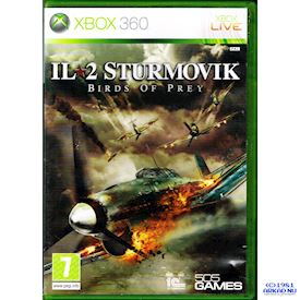 IL 2 STURMOVIK BIRDS OF PREY XBOX 360
