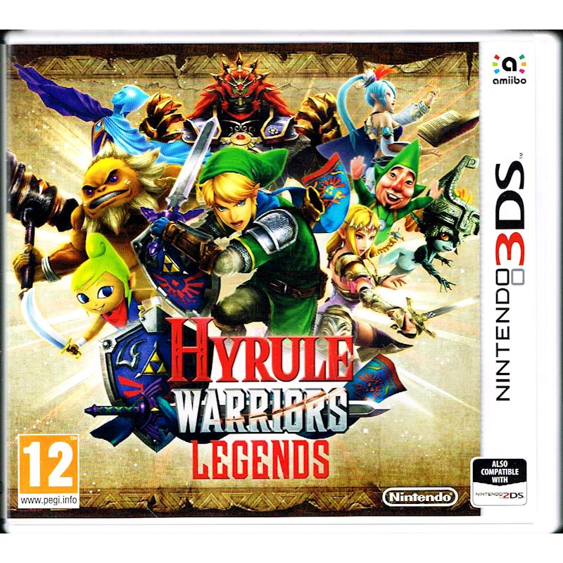 Hyrule Warriors Legends 3ds Have You Played A Classic Today