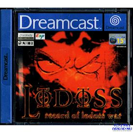 RECORD OF LODOSS WAR DREAMCAST