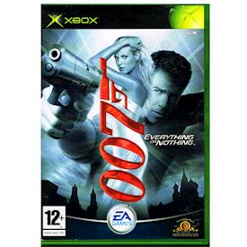 007 EVERYTHING OR NOTHING XBOX