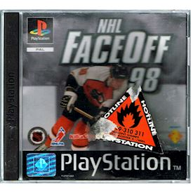NHL FACE OFF 98 PS1
