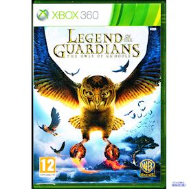 LEGEND OF THE GUARDIANS THE OWLS OF GAHOOLE XBOX 360