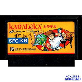 KARATEKA FAMICOM
