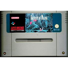 SECRET OF MANA SNES SCN