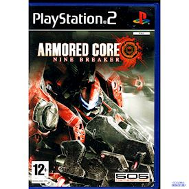 ARMORED CORE NINE BREAKER PS2
