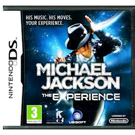 MICHAEL JACKSON THE EXPERIENCE DS