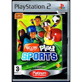 EYETOY PLAY SPORTS PS2