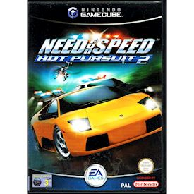 NEED FOR SPEED HOT PURSUIT 2 GAMECUBE