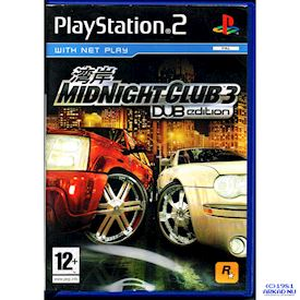 MIDNIGHT CLUB 3 DUB EDITION PS2