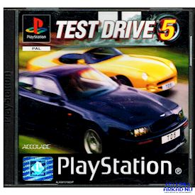 TEST DRIVE 5 PS1
